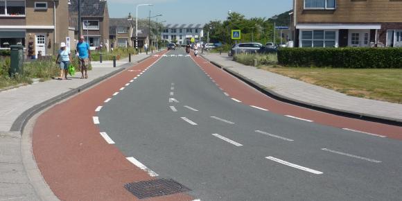 Infiltratieriool Zeeweg - Egmond aan Zee